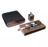 Набор сигарных аксессуаров Gentili на 20 сигар (SET-SV20-Black)