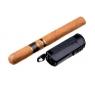 Зажигалка сигарная Passatore с пробойником, черная