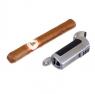 Зажигалка сигарная Passatore с пробойником, хром