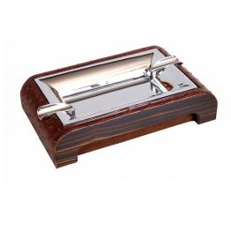 Пепельница для сигар (930-Croco-Brown)