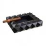 Пепельница Colibri Quasar на 8 сигар  (AT100T1)