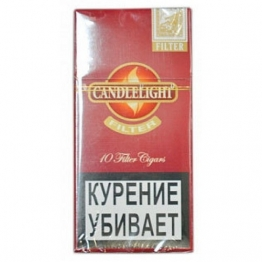 Candlelight Filter Cherry 10