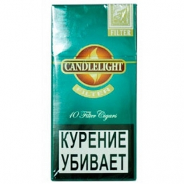 Candlelight Filter Menthol 10
