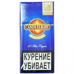 Candlelight Filter Sumatra 10