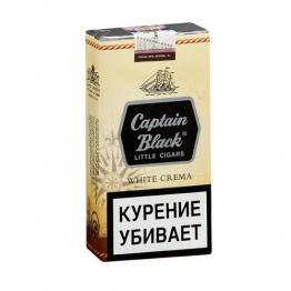 Captain Black White Crema