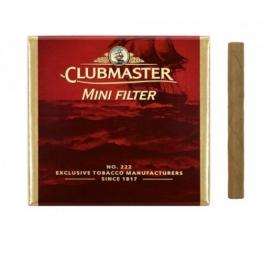 Clubmaster Mini Red Vanil Filter