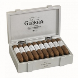 Gurkha Cellar Reserve 12 Years Platinum Double Robusto