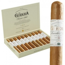 Gurkha Founder's Select Rothschild 12 years