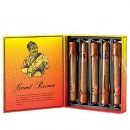 Gurkha Grand Reserve Robusto Natural Tubos