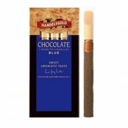 Handelsgold Chocolаte Wood Tip Blue