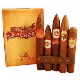 La Aurora Lo Mejor box