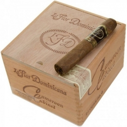 La Flor Dominicana Cameroon Cabinet Number 5 Robusto