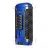 Зажигалка сигарная Colibri Apex, синий металлик