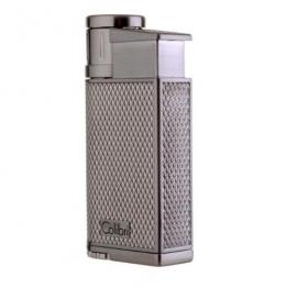 Зажигалка сигарная Colibri Evo, оружейная сталь