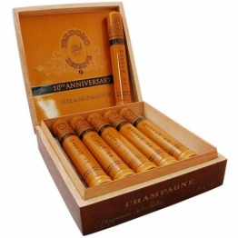 Perdomo Reserve 10 years Anniversary Magnum 50 Champagne Tubos