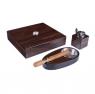 Хьюмидор Tom River на 25 сигар с аксессуарами (SET-561-013)