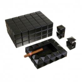 Хьюмидор Colibri на 80 сигар с аксес.  (Colibri SET-HU500T1)