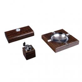 Хьюмидор Lubinski на 5 сигар с аксессуарами (SET-Q249)