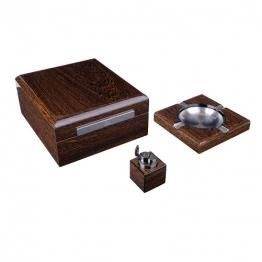 Хьюмидор Lubinski на 60 сигар с аксессуарами (SET-Q620)