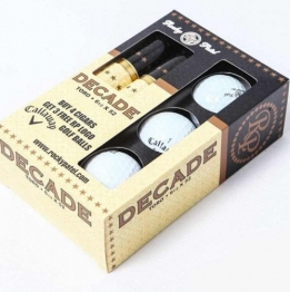Rocky Patel Callaway Decade Toro Golf Display