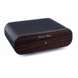 Хьюмидор Gentili Black на 15 сигар Limited Edition (SV10-Black)