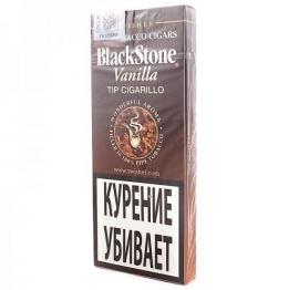 Swisher Blackstone Vanilla Tip Cigarillo