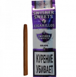 Swisher Sweets Grape Cigarillos