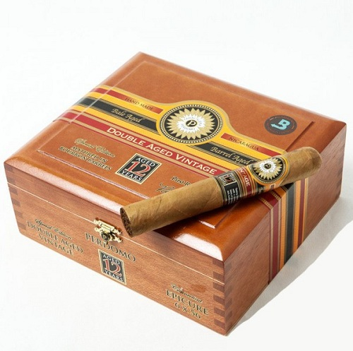 Perdomo Double Aged 12 Years Vintage Epicure Connecticut