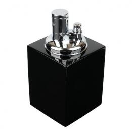 Зажигалка настольная Mastro de Paja, Черный лак
