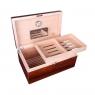 Хьюмидор Lubinski на 80 сигар, Розовое дерево