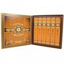 Perdomo Habano Bourbon Barrel-Aged Connecticut Epicure Gift Set