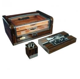 Хьюмидор-шкаф Gentili Cubana на 60 сигар с аксес. (SET-CUBANA)