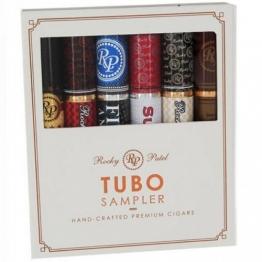 Rocky Patel Deluxe Toro Tubos Sampler